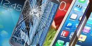 Wymiana uszkodzonych digitizerów i LCD